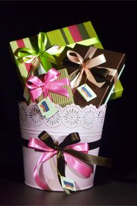 Chocolates Basket