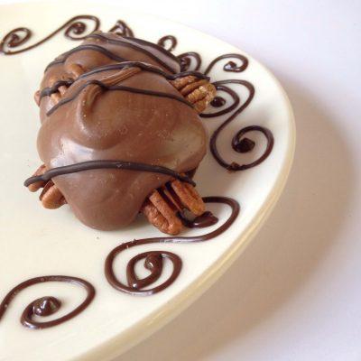 Milk Chocolate Turtle 1