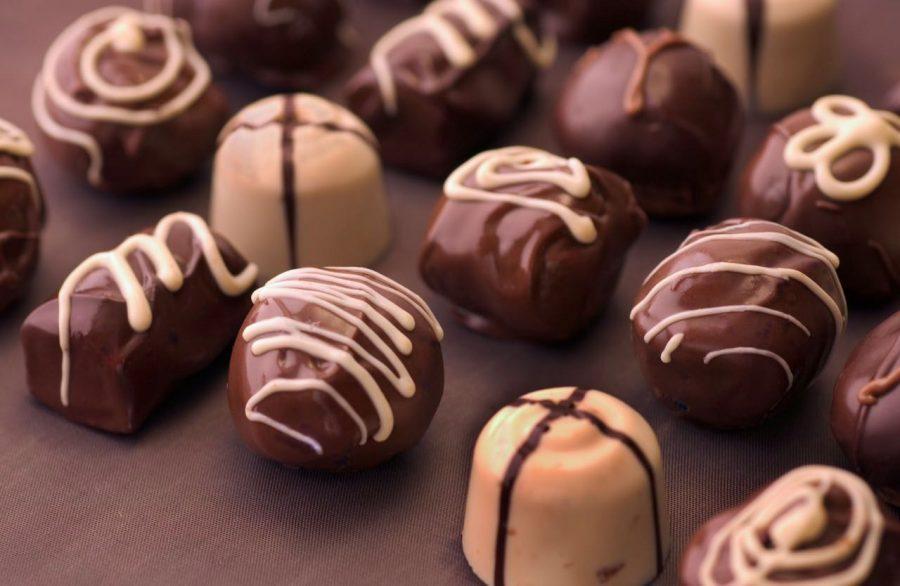 Chocolates JOHFREJ C&V – Receta Para Hacer Trufas de Chocolate tipo Ganache.