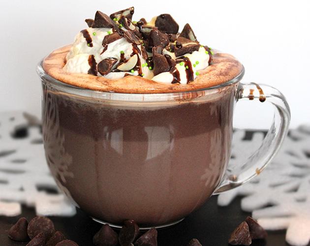 Receta para preparar un delicioso Chocolate Navideño
